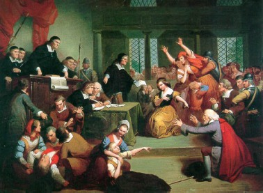 Salem, Massachusetts - Witch Trial