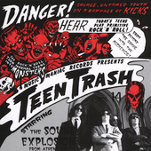 Teen Trash vol. 14 from Athens-Greece