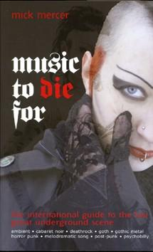 "Mick Mercer - ""music to die for"" - Mick Mercer - Gothic Rock - http://www.mickmercer.com/"