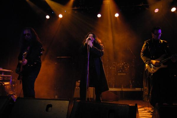 newZEROgod - Live at Gagarin (Athens, 2007 Dec. 07) [photo by M. Christou]