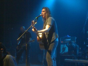 New Model Army 20-5-09 (Poison Street)