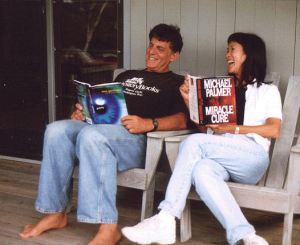 Michael Palmer and Tess Gerritsen