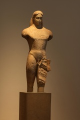 Kouros of Keratea