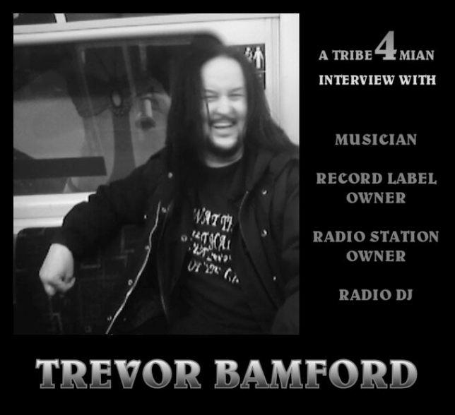 Trevor Bamford