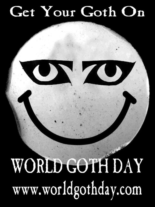 tribe4mian - World Goth Day