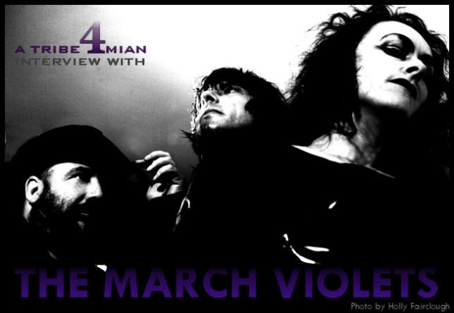 The March Violets (Photo by Holly Fairclough)