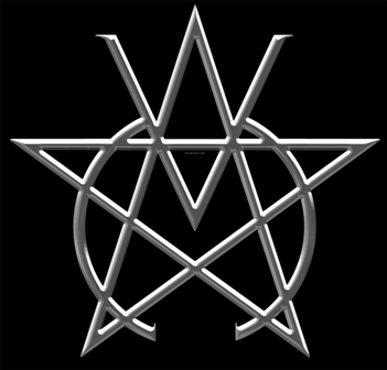 The March Violets - Logo