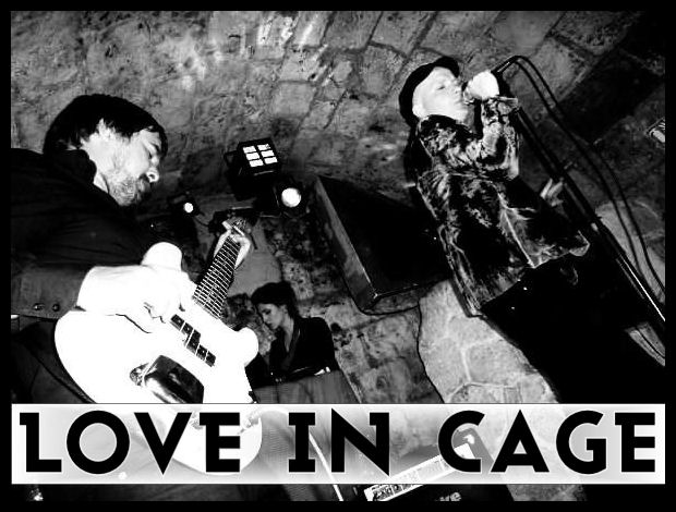 Love In Cage
