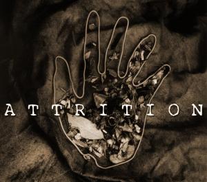 A T T R I T I O N logo