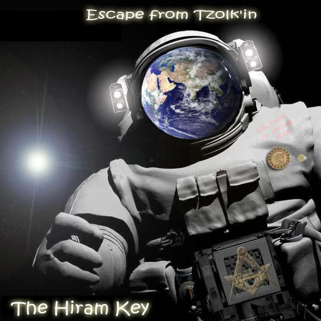 Escape from Tzolk'in - Album Cover