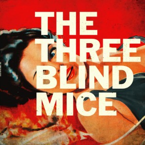 The Three Blind Mice - Vinyl EP cover