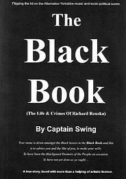 The Black Book (The Life & Crimes of Richard Rouska) by Captain Swing
