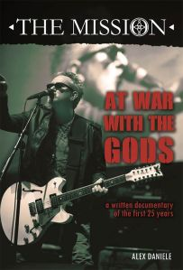 The Mission - At War With The Gods (Cover)