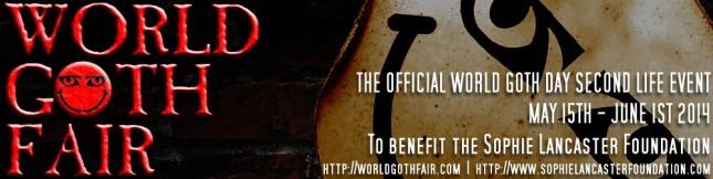World Goth Fair 2014