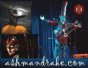 tribe4mian - Ash Mandrake