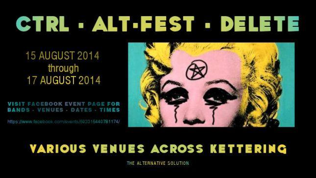 tribe4mian - CTRL ALT-FEST DELETE 2014