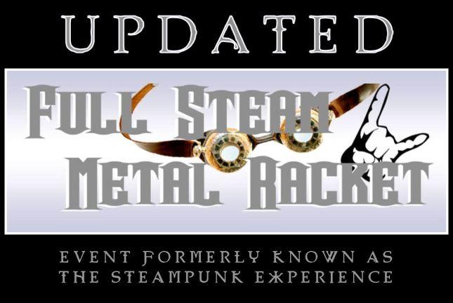 tribe4mian - Full Steam Metal Racket - update