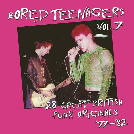 british punk compilations hardcore