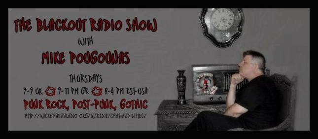 00 Blackout Radio with Mike Pougounas
