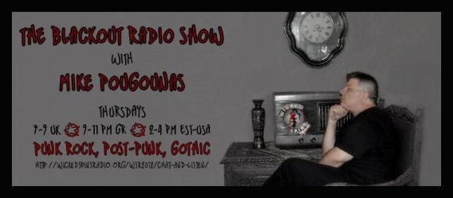 00 Blackout Radio with Mike Pougounas