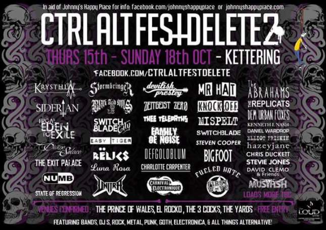 Ctrl Alt-Fest Delete 2 (Banner)