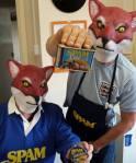 Dem Urban Foxes