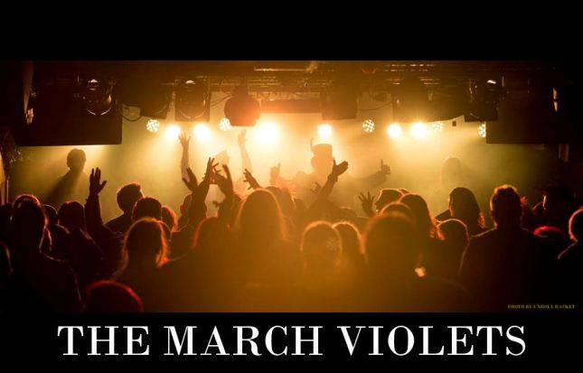 tribe4mian - The March Violets (Photo by Unholy Racket)