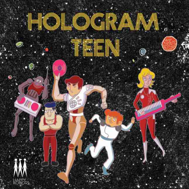Hologram Teen cover 328kb