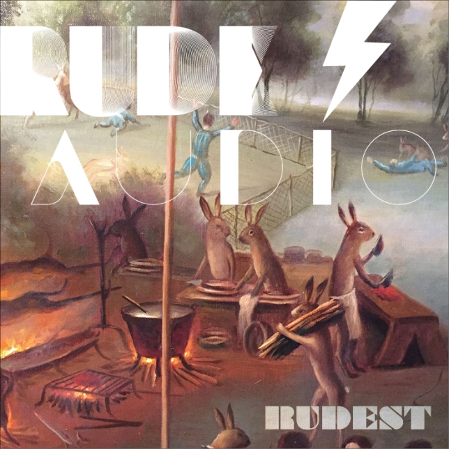 Rude Audio Cover