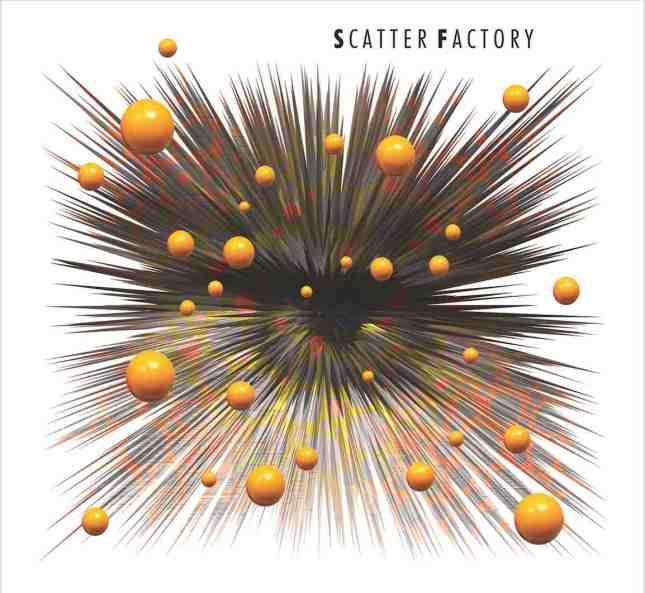Scatter Factory album cover