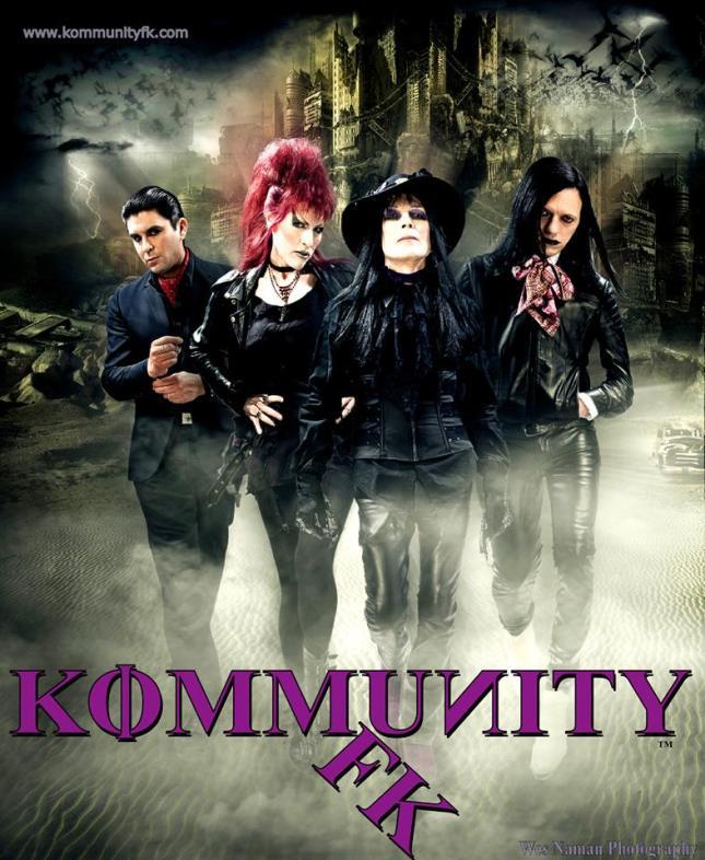 Kommunity FK - Promo